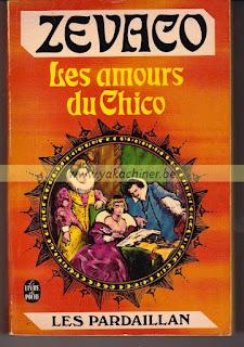 Les amours du Chico, 2736
