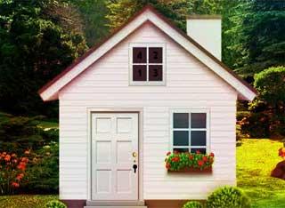 Juegos de Escape - Tiny Forest House Escape