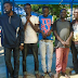 Photos: RRS nabs 15 burglary suspects, recovers computers