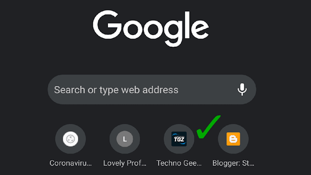 Favicon Not Showing on Android Google Chrome or Any Mobile Browser