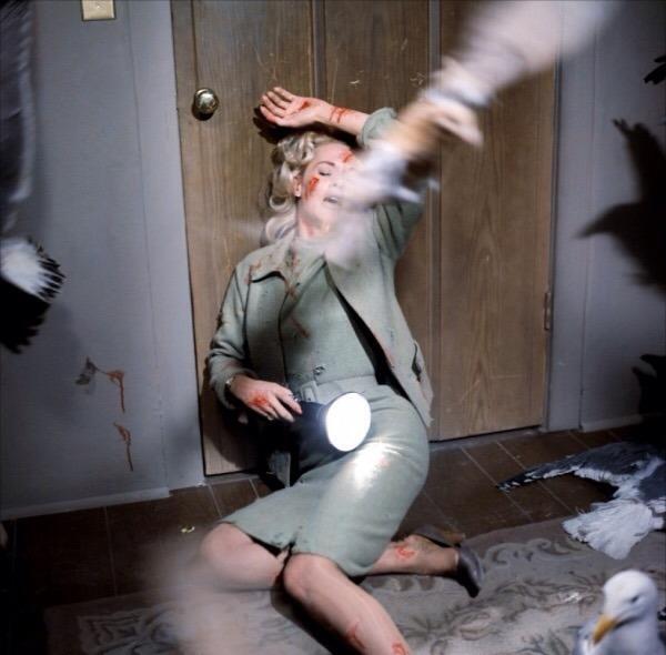 1963. Tippi Hedren - The birds