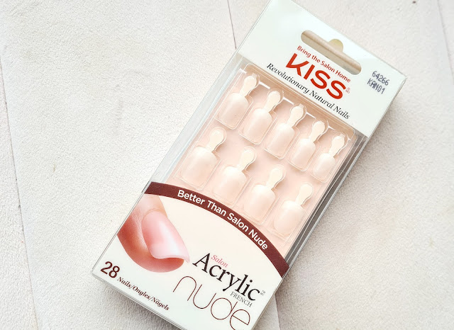 Kiss Salon Nude Nail Kit - Breathtaking review