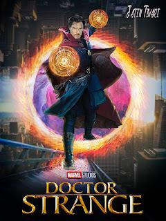 Free Download Dr. Strange Movie Poster
