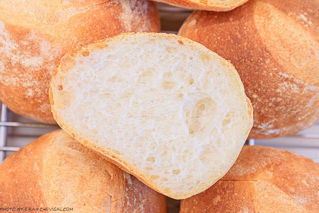 MG 7881 - 熱血採訪│台中麵包推薦,超夯生吐司、好吃小法國麵包,還有橫掃日本三大便利店的米蘭諾布丁!