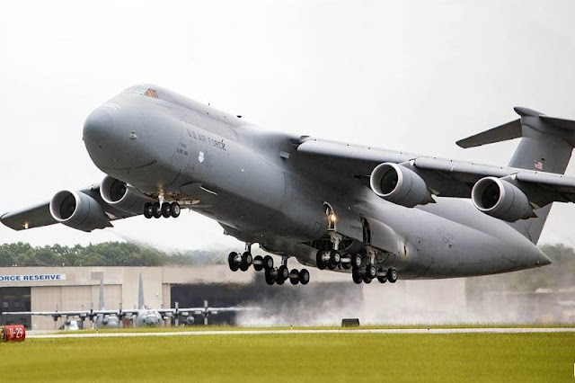 USAF C-5 Galaxy to receive avionics upgrade