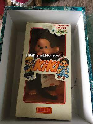 Kiki vintage Première génération  Neuf et dans sa boite vintage toys