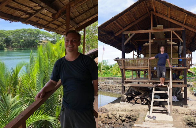 Welshman Perseveres Amid Harsh Philippine Quarantine Living Conditions, Business Woes