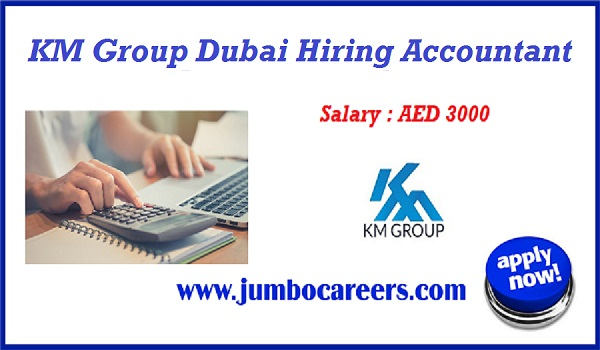 Office jobs in Dubai, Available jobs in Gulf countries,