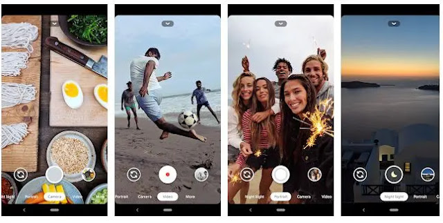 1. Google Camera Port (the best option)