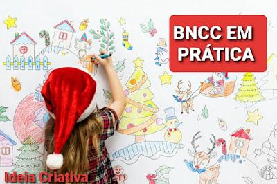 Plano de aula educação infantil bncc Natal