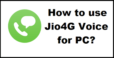 Jio 4G Voice for PC