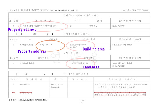 Key Points for House Rental in Korea to Foreigners