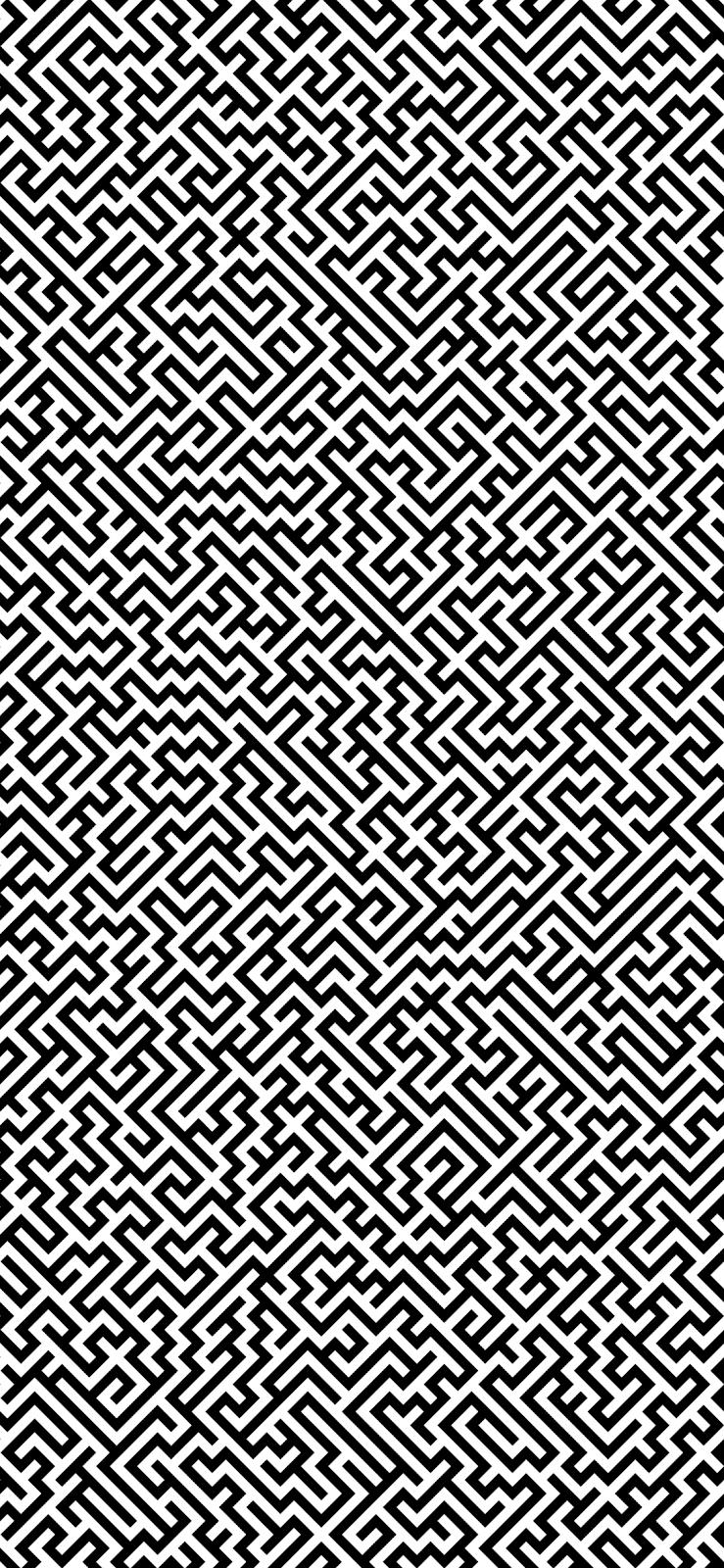 Maze phone wallpaper