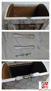reciclar una caja