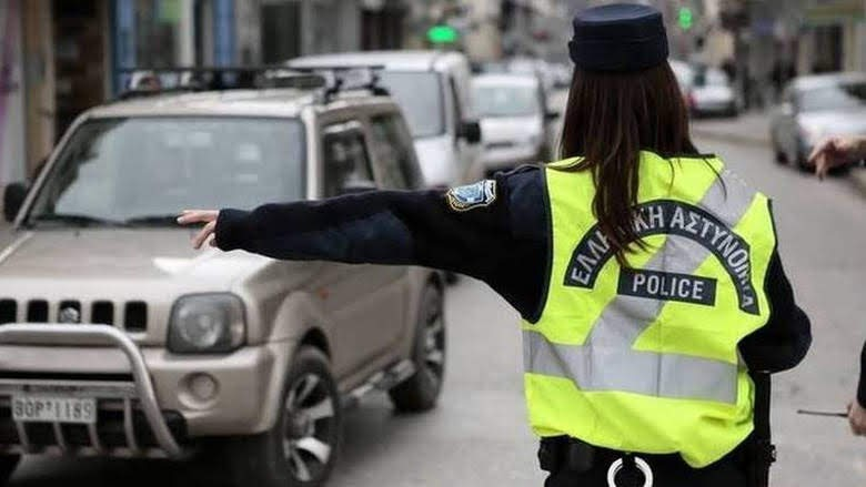 Προσωρινές κυκλοφοριακές ρυθμίσεις σήμερα στην οδό Κύπρου στη Λάρισα