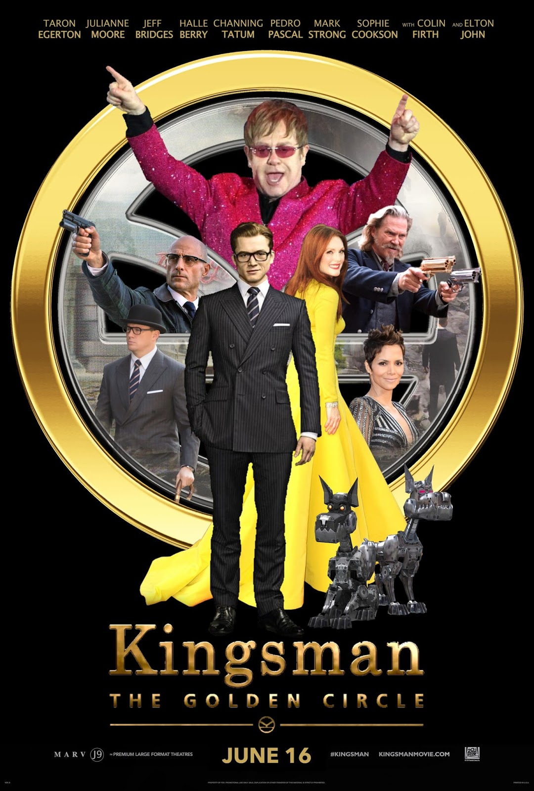 Kingsman The Golden Circle Stream Hd