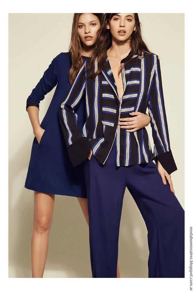 Palazzo invierno 2016 ropa de moda. Moda invierno 2016.