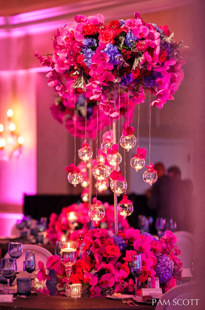 12 stunning wedding centerpieces part 20 belle the magazine 12 stunning wedding centerpieces part 20 junglespirit Image collections