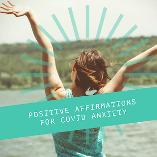 affirmations for covid anxiety