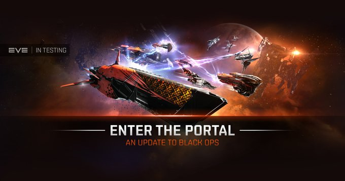 EVE Online Enter The Portal Update Shakes Up Clandestine Gameplay