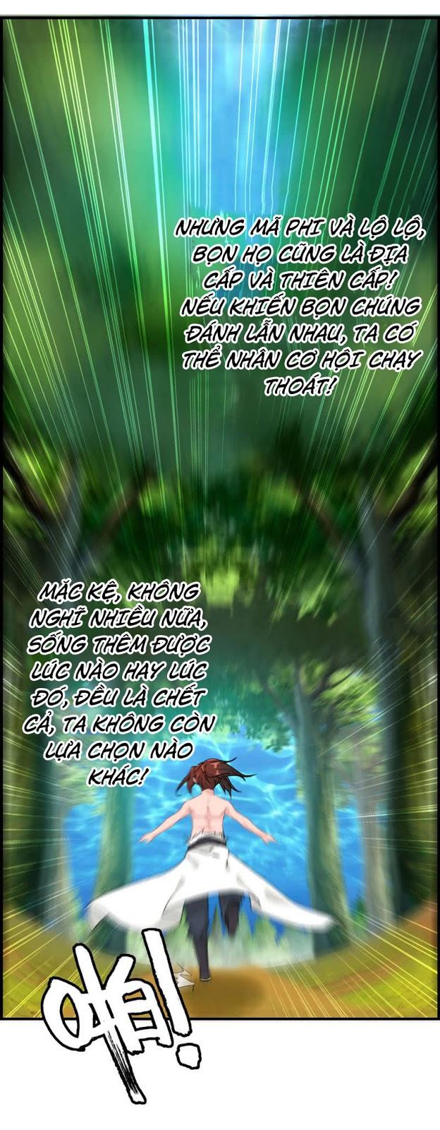 Thần Ma Thiên Sát Chapter 14 video -