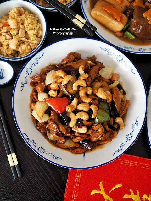 Wok-Fried Chicken with Dried Chillies and Sichuan Peppercorn