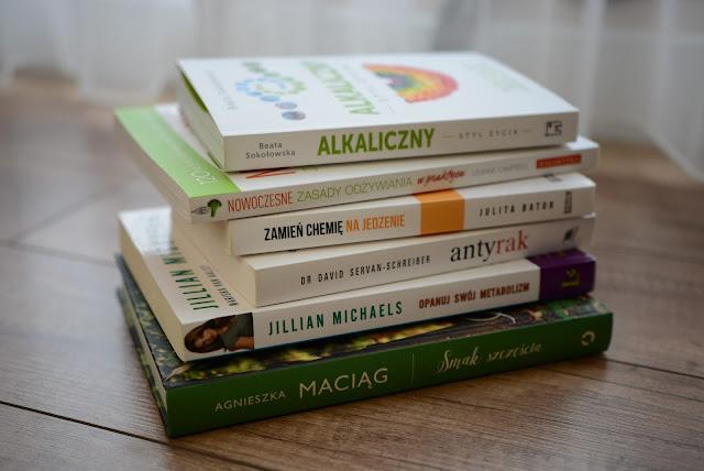 zdrowy styl życia książki
