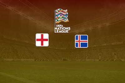 مشاهدة مباراة انجلترا ضد ايسلندا 18-11-2020 بث مباشر في دوري الأمم الأوروبية