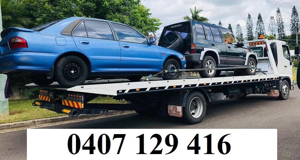 Brisbane Car Removal: Car removal sunshine coast