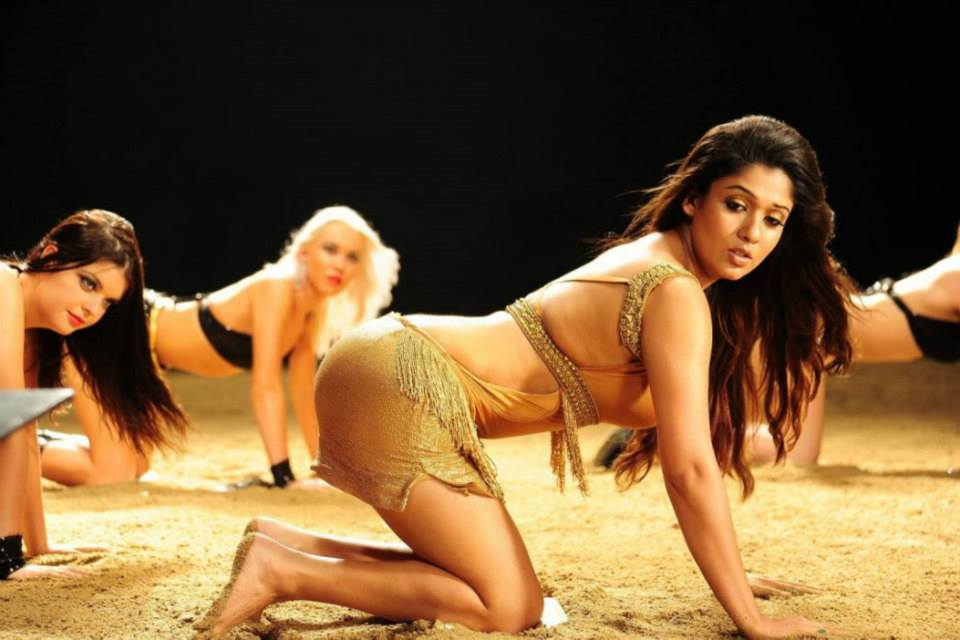 Nayantara hot back, Nayantara sexy back, Nayantara backshow, Nayantara thunder thighs, Nayantara in golden dress