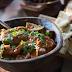 JackFruit Mutton Curry | Spicy Mutton Recipe Mutton Curry | Raw Jackfruit Mutton Gravy Cooking in Village