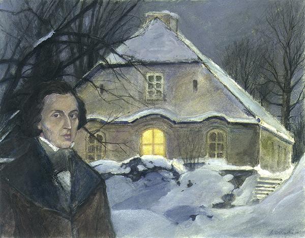 Frédéric Chopin by Bogusław Orliński