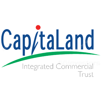 CAPITALAND INTEGRATED COMM TR (C38U.SI)