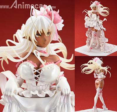 Figura Muramasa Sansei Wedding Ver. Edición Limitada Fullmetal Daemon Muramasa
