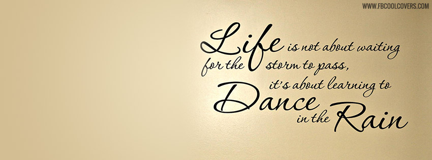 Facebook Covers Life Quotes Covers