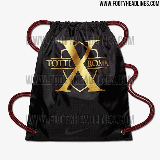 the best attitude 7f618 69980 Nike Tiempo Totti X Roma Signature Boots Released - cheap ...