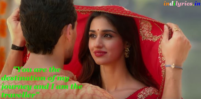 Lo Safar suru ho gaya - Baaghi 2, song Lyrics with English Translation and real meaning