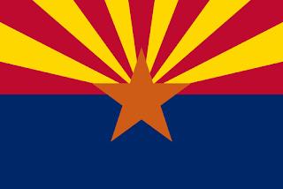 Arizona State Flag Tourplicity