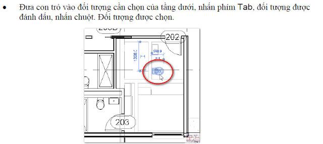 Cách chọn đối tượngk trong Revit 2014 đến 2016 Chon-dtuong-22