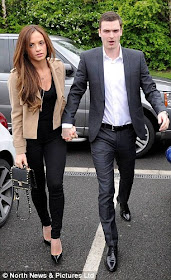 "Soccer Star Adam Johnson's ""Wife"" Splits From Him Over Child S3x Scandal"