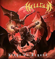 "Ο δίσκος των Hell Gun ""Kings of Beyond"""