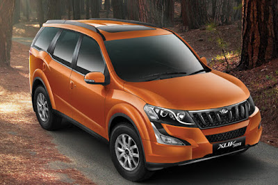 New Mahindra XUV 500 SUV hd pictures