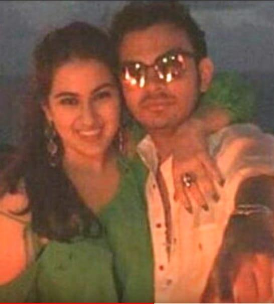 Sara Ali Khan Boyfriend