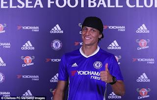 David Luiz, Chelsea 2016