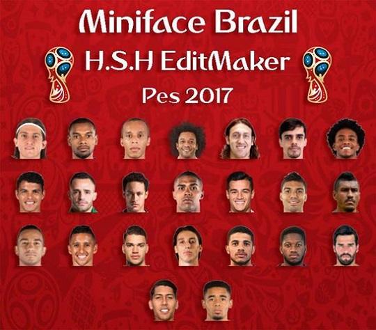 باك أوجه منتخب البرازيل كأس العالم 2018 لبيس 2017