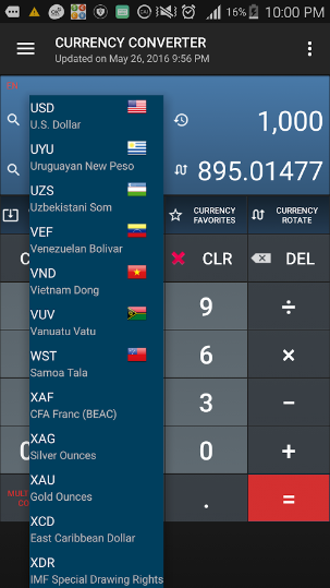All Currency Converter Apk Download For Android Device Free
