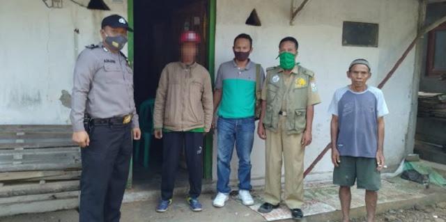 Polisi Padamara Bebaskan Pencuri Ayam yang Ditangkap Warga, Ini Alasannya