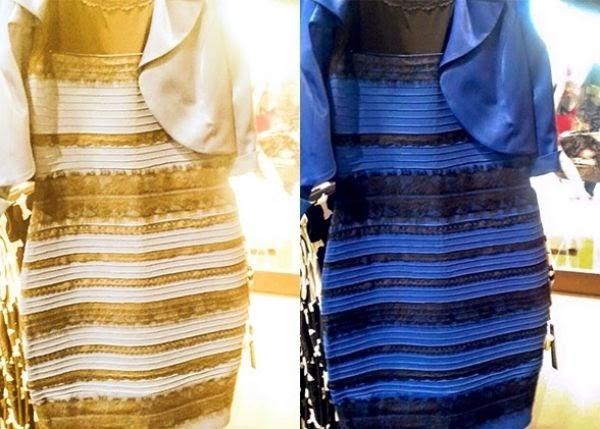 Rechanfles De Qué Color Ves Este Vestido El Gran Misterio