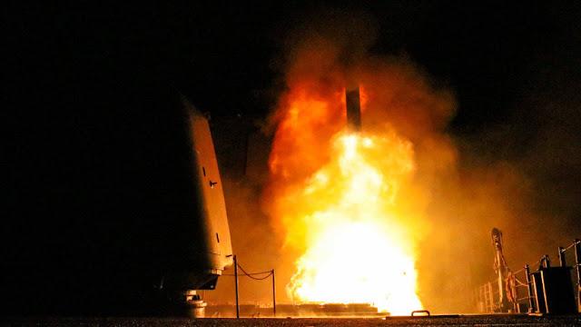 """China arremete contra EE.UU.: El ataque contra Siria """"viola el derecho internacional"""""""