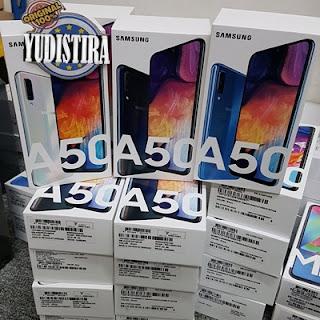 Jual Samsung Galaxy A50 BM Murah